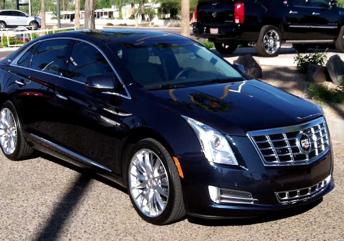 1-3 P - Cadillac XTS