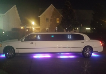 4-6 P - Lincoln Town Car Limousine Ext