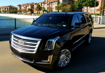 Cadillac Escalade Platinum Ext