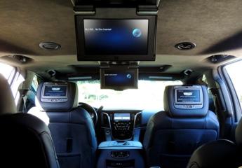 Cadillac Escalade Platinum Int