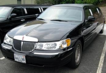 Lincoln Town Executive Sedan Ext