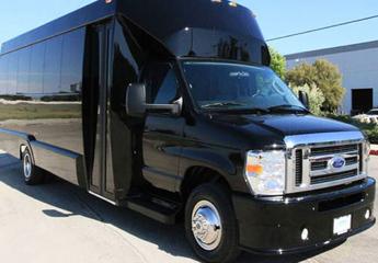 Executive Mini-Coach Bus Ext