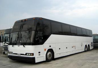 Motor Coach Bus Ext