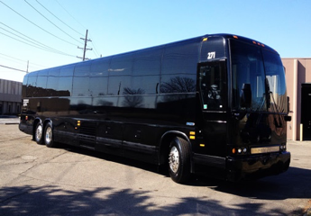 Luxury Motor Coach Bus Ext