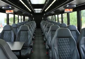 Luxury Motor Coach Bus Int