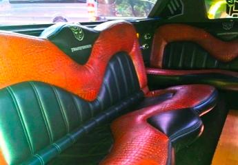 Chevy Camaro Int